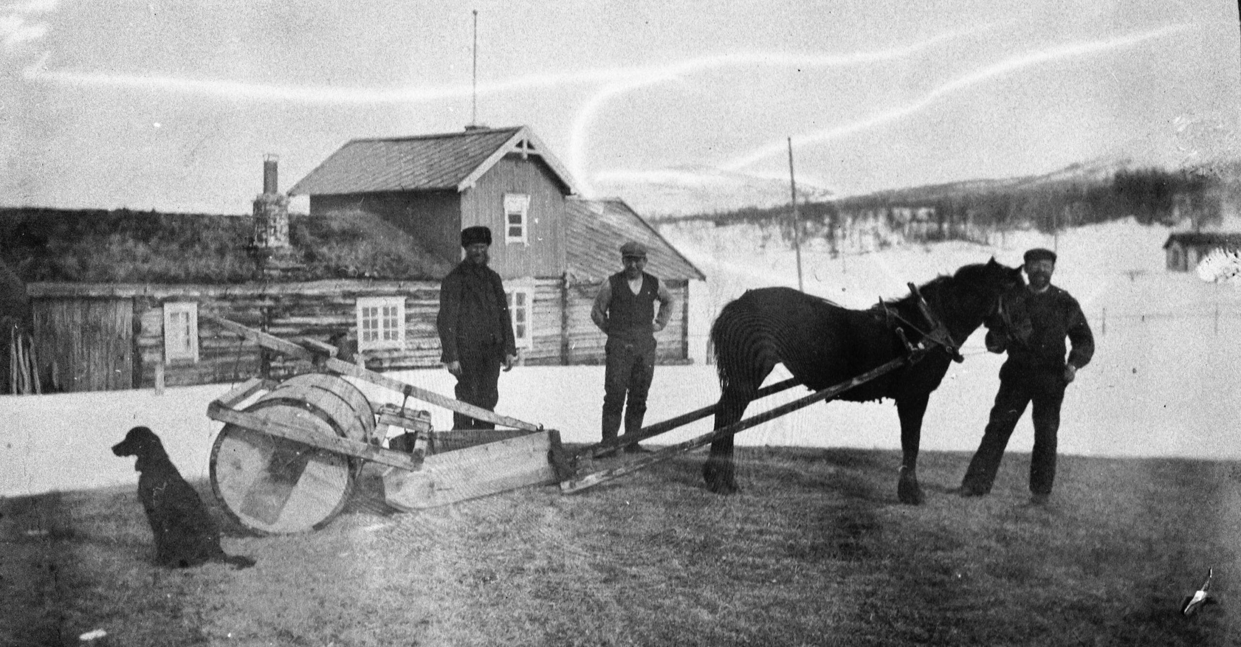 Hitterdalen – langs de gamle vinterveiene