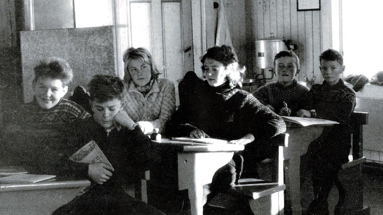 Valset – den gamle skolekretsen