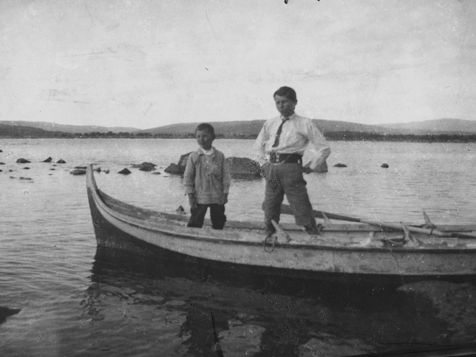 Aursunden – livet på nordsida av Aursunden